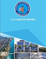 2015 FAALİYET RAPORU