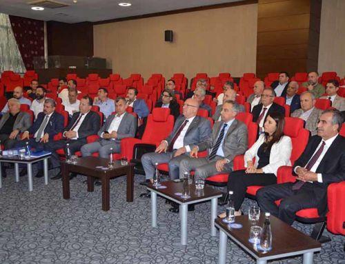 İTSO Meclisi Seçimler sonrası ilk toplantısını gerçekleştirdi