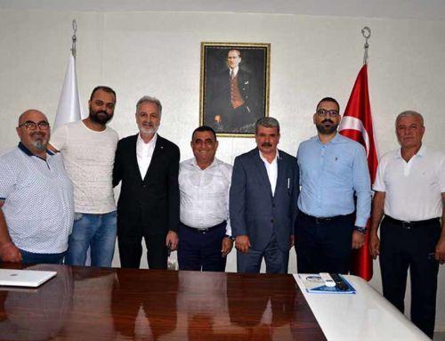 İTSO'dan ARİAD yönetimine nezaket ziyareti
