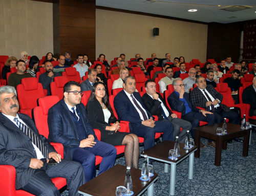 Information Meeting for SME Techno-Investment Support Program organized by the cooperation of İTSO and KOSGEB Directorate Attracted Attention